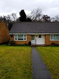 Thumbnail 1 bed bungalow to rent in 15 Kennet Close, Brownhills Walsall