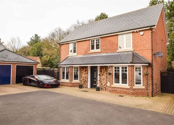 Thumbnail 5 bed detached house for sale in Pattinson Walk, Great Horkesley, Colchester, Essex