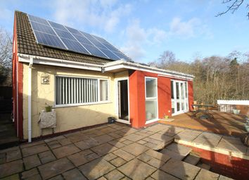Thumbnail 3 bedroom detached bungalow for sale in Heol Evan Wynne, Pontlottyn, Bargoed