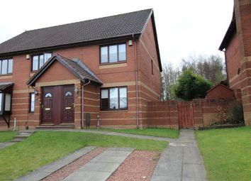 Thumbnail 2 bed terraced house to rent in Glen Douglas Drive, Cumbernauld, Glasgow