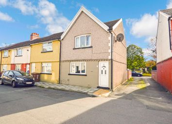 Thumbnail 3 bed end terrace house for sale in William Street, Tir-Y-Berth, Hengoed