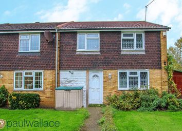 3 bed end terrace house for sale in Shortmead Drive, Cheshunt, Waltham Cross EN8