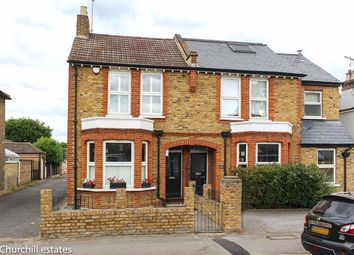 Thumbnail 3 bed semi-detached house for sale in Nightingale Lane, Wanstead, London