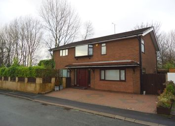 Thumbnail 4 bedroom detached house for sale in Norwood, Prestwich