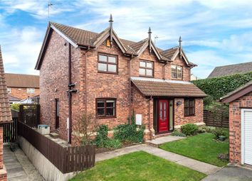 Thumbnail 4 bed detached house for sale in Moor Knoll Drive, East Ardsley, Wakefield