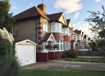 Thumbnail 3 bed semi-detached house for sale in Greencroft Road, Hounslow, Heston