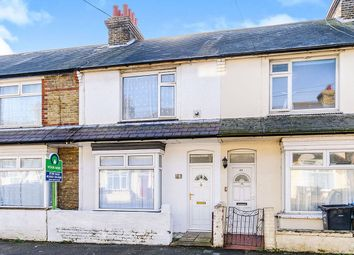 Thumbnail 3 bed terraced house for sale in Telham Avenue, Ramsgate