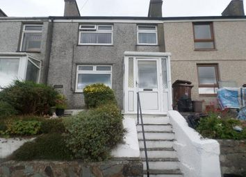 Thumbnail 3 bed terraced house for sale in 44, Hyfrydle Road, Talysarn