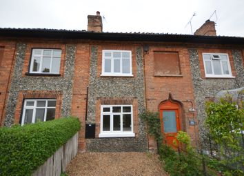 Thumbnail 1 bed terraced house to rent in New Street, Holt, Norfolk