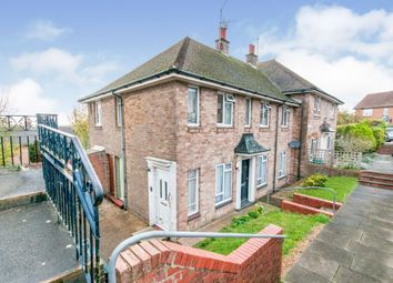 Thumbnail 2 bed flat for sale in Hardwick Road, Hove