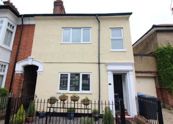 Thumbnail 4 bed end terrace house for sale in Kingsley Road, Norwich