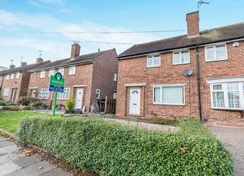 Thumbnail 2 bed semi-detached house to rent in Ryde Park Road, Rednal, Birmingham