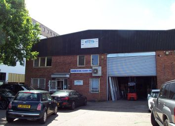 Thumbnail Industrial to let in Capitol Industrial Park, Capitol Way, London