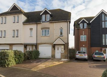 3 bed end terrace house for sale in Saddlers Mews, Ramsgate CT12