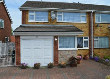 Thumbnail 4 bedroom property to rent in Wood Hill Rise, Holbrooks, Coventry