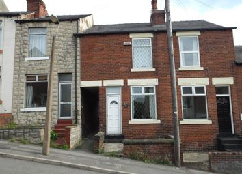 Thumbnail 2 bed terraced house to rent in Broxholme Road, Woodseats, Sheffield