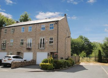 Thumbnail 4 bed terraced house for sale in The Old Corn Mill, Glusburn, Keighley