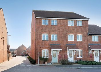 Thumbnail 4 bed end terrace house for sale in Bay Bridge Crescent, Felpham, Bognor Regis