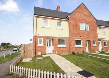 Thumbnail 3 bedroom end terrace house for sale in Cockcroft Road, Didcot
