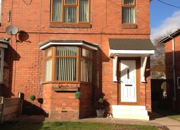 Thumbnail 2 bedroom semi-detached house for sale in Harvey Road, Meir, Stoke-On-Trent
