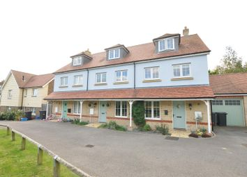 Thumbnail 4 bed terraced house for sale in Conquest Drive, Hailsham