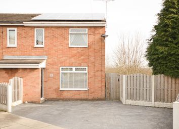 Thumbnail 3 bed semi-detached house for sale in Trenton Close, Woodhouse, Sheffield