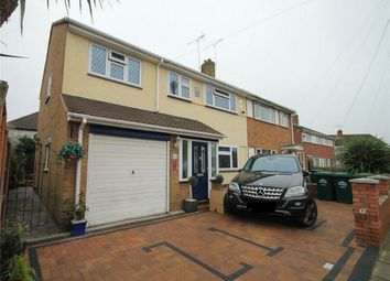 Thumbnail 4 bed semi-detached house for sale in Garden Close, Ashford, Surrey