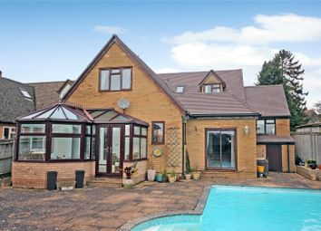 Thumbnail 4 bed country house for sale in Park Road, North Leigh, Oxfordshire