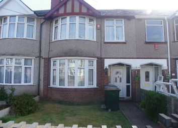 Thumbnail 3 bedroom terraced house to rent in Evenlode Crescent, Coundon, Coventry
