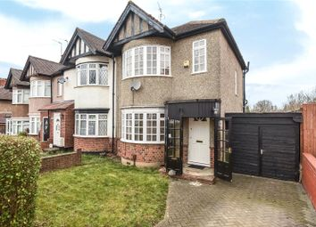 Thumbnail 2 bed end terrace house for sale in Linden Avenue, Ruislip, Middlesex