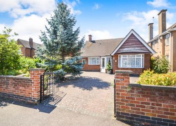 Thumbnail 3 bedroom detached bungalow for sale in Beacon Drive, Loughborough
