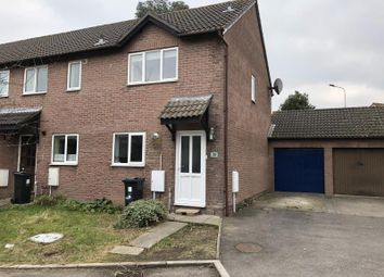 Thumbnail 2 bed end terrace house to rent in 38 Broadcroft, Bradley Stoke, Bristol