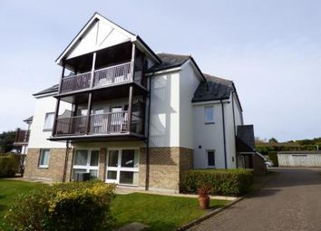 Thumbnail 1 bed flat to rent in Sea Road, Carlyon Bay, St. Austell