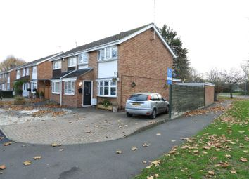 Thumbnail 3 bed semi-detached house for sale in Robinson Close, Swindon