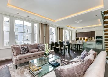 Thumbnail 3 bed flat for sale in Earls Court Gardens, Earl's Court, London