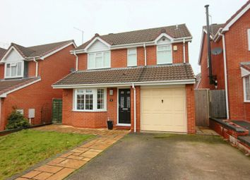 Thumbnail 3 bed detached house for sale in Stubbs Drive, Stone