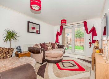 Thumbnail 2 bed flat for sale in Hudson Way, Grantham