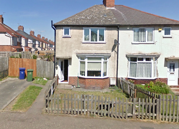 Thumbnail 3 bed semi-detached house for sale in Central Ave, Cannock