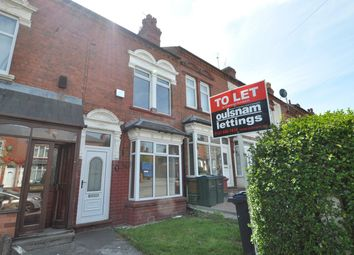 Thumbnail 2 bed terraced house to rent in Ridgeway, Edgbaston, Birmingham