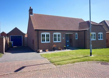 Thumbnail 2 bed detached bungalow for sale in Hancock Drive, Bardney, Lincoln