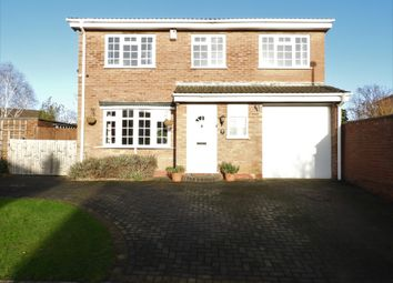Thumbnail Detached house for sale in Barham Close, Shirley, Solihull