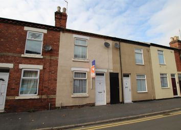 Thumbnail 2 bedroom terraced house for sale in Hunter Street, Burton-On-Trent