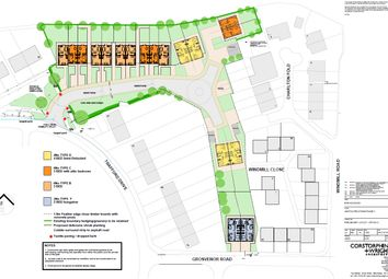 Thumbnail Land for sale in Charlton Fold, Worsley, Manchester