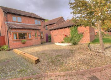 Thumbnail 3 bed detached house for sale in Elizabeth Close, Bridlington