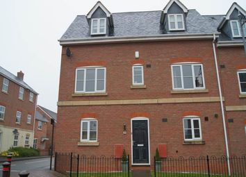 Thumbnail 3 bed detached house to rent in Rumbush Lane, Dickens Heath, Shirley, West Midlands