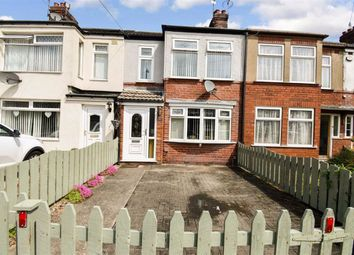 3 bed terraced house for sale in Woodlands Road, Hull HU5