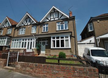 Thumbnail 4 bedroom end terrace house for sale in Bayham Road, Knowle, Bristol