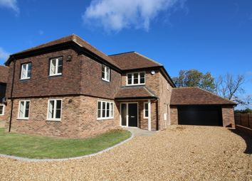 Thumbnail 5 bed detached house for sale in Plot 1, The Sycamores, Colmworth