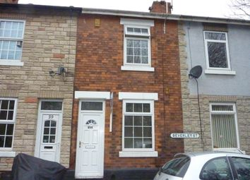 Thumbnail 2 bedroom terraced house to rent in Beverley Street, Derby
