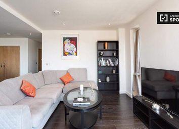Thumbnail 2 bed property to rent in Reminder Lane, London